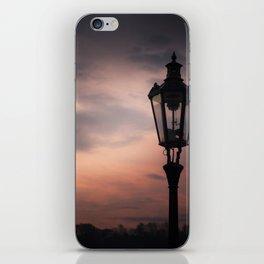 Victorian Lantern iPhone Skin