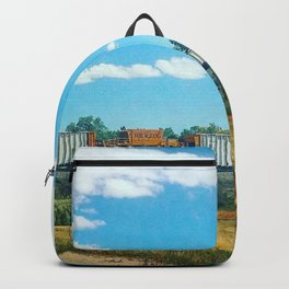 Horse and Train Backpack