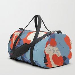 Blossom in Nite Duffle Bag