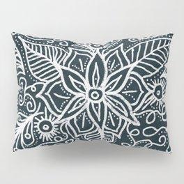 Chalkboard Tangle Pillow Sham