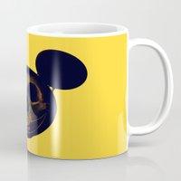 mickey Mugs featuring Mickey by nicebleed