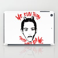miley iPad Cases featuring Miley Tee! by Eric Terino
