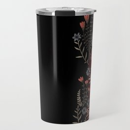 »Am not I the most beautiful queen in the world?« Travel Mug