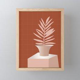 Lola Pot #2 Framed Mini Art Print