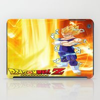 vegeta iPad Cases featuring Vegeta Dragonball Z best idea by customgift