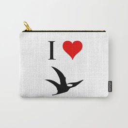 I Love Dinosaurs - Pterodactyl Carry-All Pouch