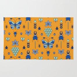 Insectarium Pattern Rug