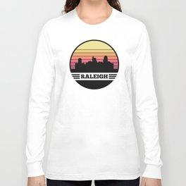 Raleigh Skyline Long Sleeve T-shirt