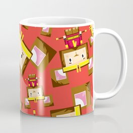 Cute Sun Wukong The Monkey King Coffee Mug