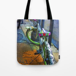 NOLA bike. Tote Bag