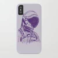 interstellar iPhone & iPod Cases featuring interstellar  by Osman SARGIN
