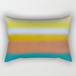 Summer Gradient Rectangular Pillow
