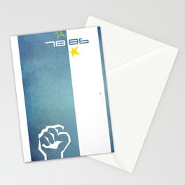 Argentina World Cup Stationery Cards
