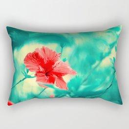 Tropical Exuberance II Rectangular Pillow
