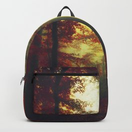 Fall Forest Mood Backpack