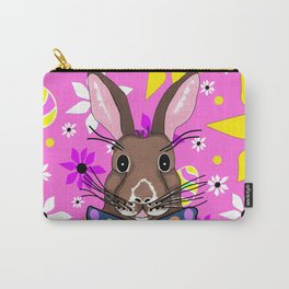 Spring Into Easter - Happy Easter Design Carry-All Pouch