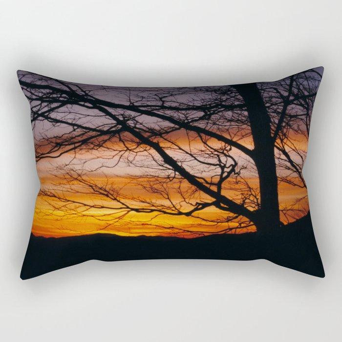 Raven Rock Rectangular Pillow
