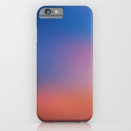 Sunset Gradient 2 iPhone Case
