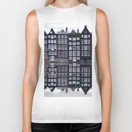 Amsterdam houses 1. Biker Tank