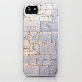 Rome Mosaic iPhone Case