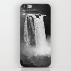 Snoqualmie Falls, WA iPhone & iPod Skin