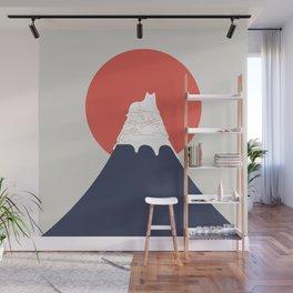 Cat Landscape 30 Wall Mural