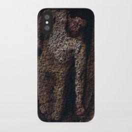 Figure iPhone Case