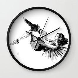 Dear Lorene  Wall Clock