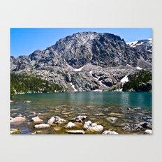 Phantom Lake Canvas Print
