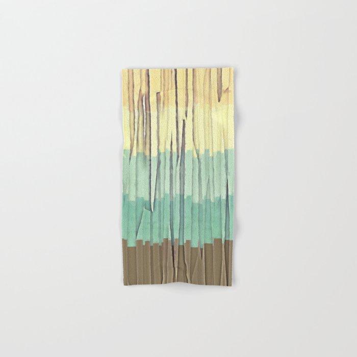 Shreds of Color 2 Hand & Bath Towel