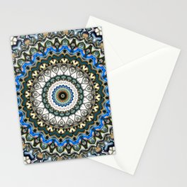 Ornate Colorful Mandala Stationery Cards