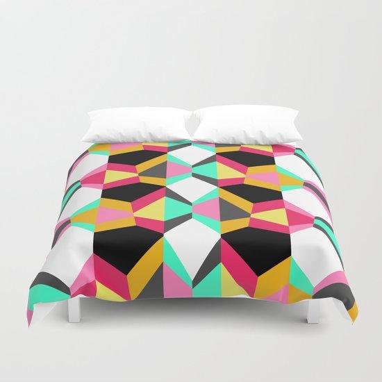 Geometric#18 Duvet Cover
