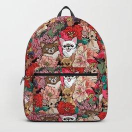 Because Chihuahua Backpack