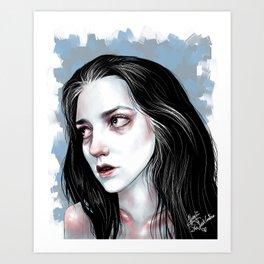 Hypnagogia Art Print