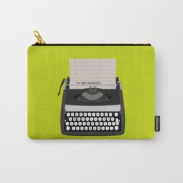 the perks of being wallflower Carry-All Pouch