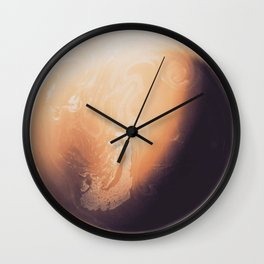 Planet / Photography Wall Clock