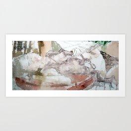 Jeisa Chiminazzo no.2 Art Print