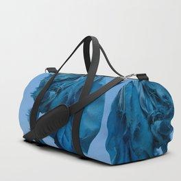 Sacred Blue Duffle Bag