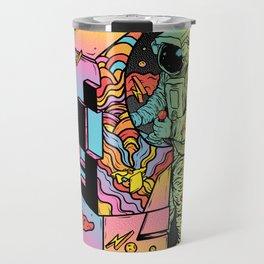 Space Arcade Travel Mug
