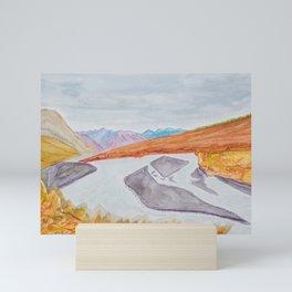 Savage River Mini Art Print