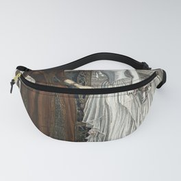 Victorian fashion Fanny Pack