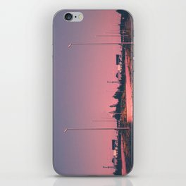 Divided World iPhone Skin