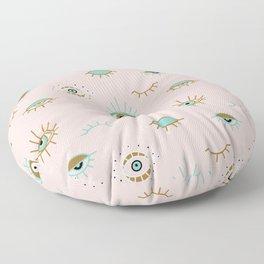 Evil Eye Floor Pillow