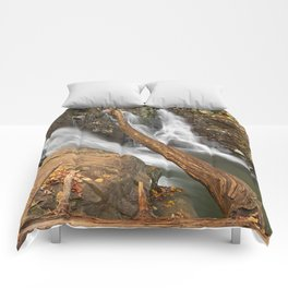 Rose River Falls Comforters