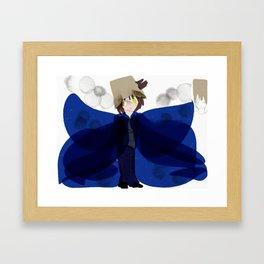 Kelby Framed Art Print