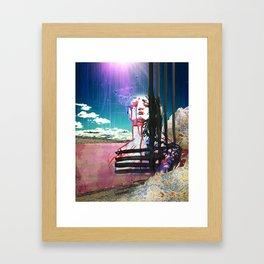 disillusional Framed Art Print