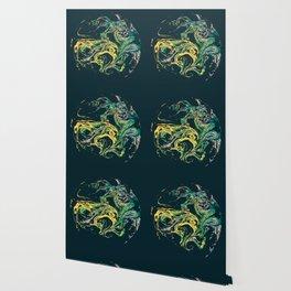 Swirling World V.1 Wallpaper