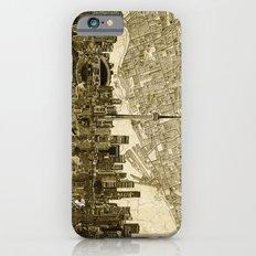 toronto city skyline Slim Case iPhone 6s
