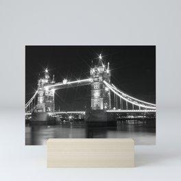 LONDON Tower Bridge Mini Art Print