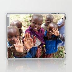 Maasai Wave Laptop & iPad Skin